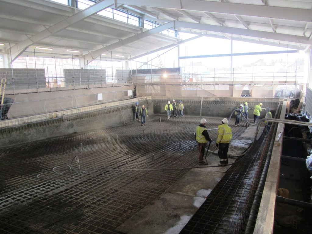 Accrington Academy Swimming Pool Adept Csce