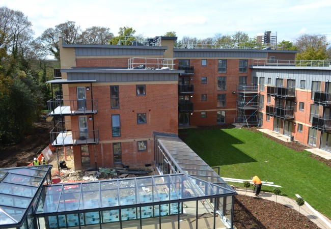 kenton lodge, gosforth, mccarthy & stone, adept consulting engineers, leeds engineer
