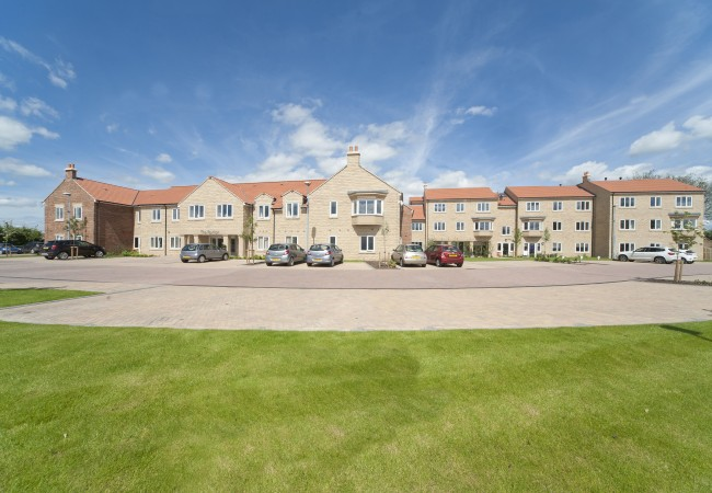Extra care facility, mickle hill, pickering