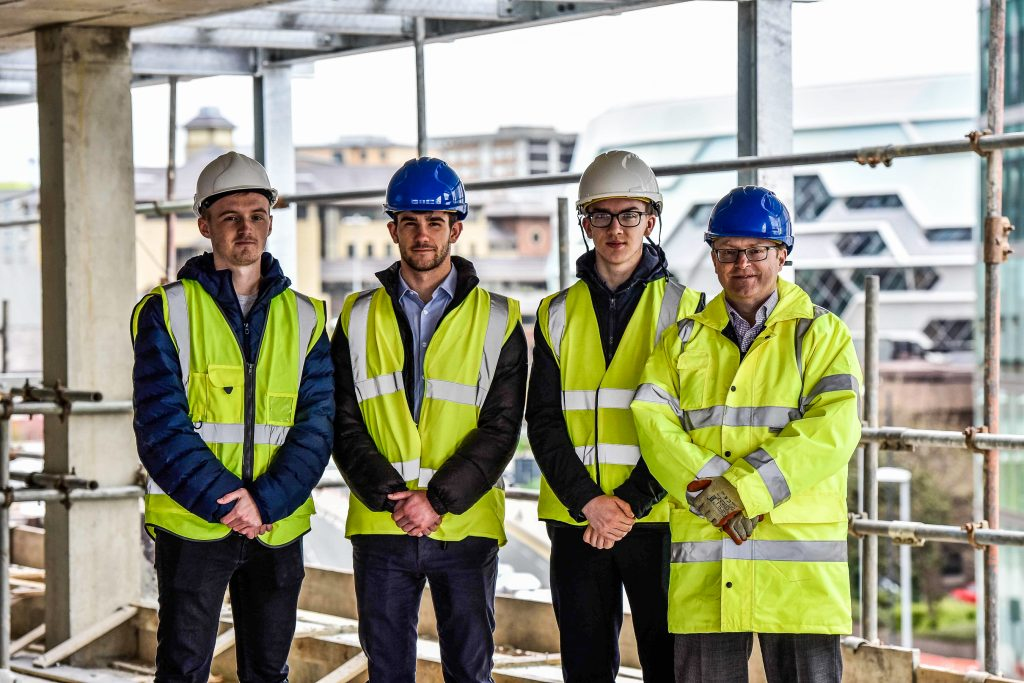 project engineer, cookridge street, ypp, student, student accommodation, apprentices, apprenticeship, leeds, adept