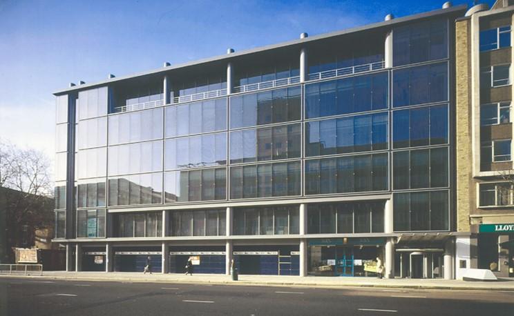 london office, 85 tottenham court rd