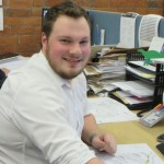 niall park, apprentice, civil engineering technician, bolton uni, leeds college of building, national apprentice week