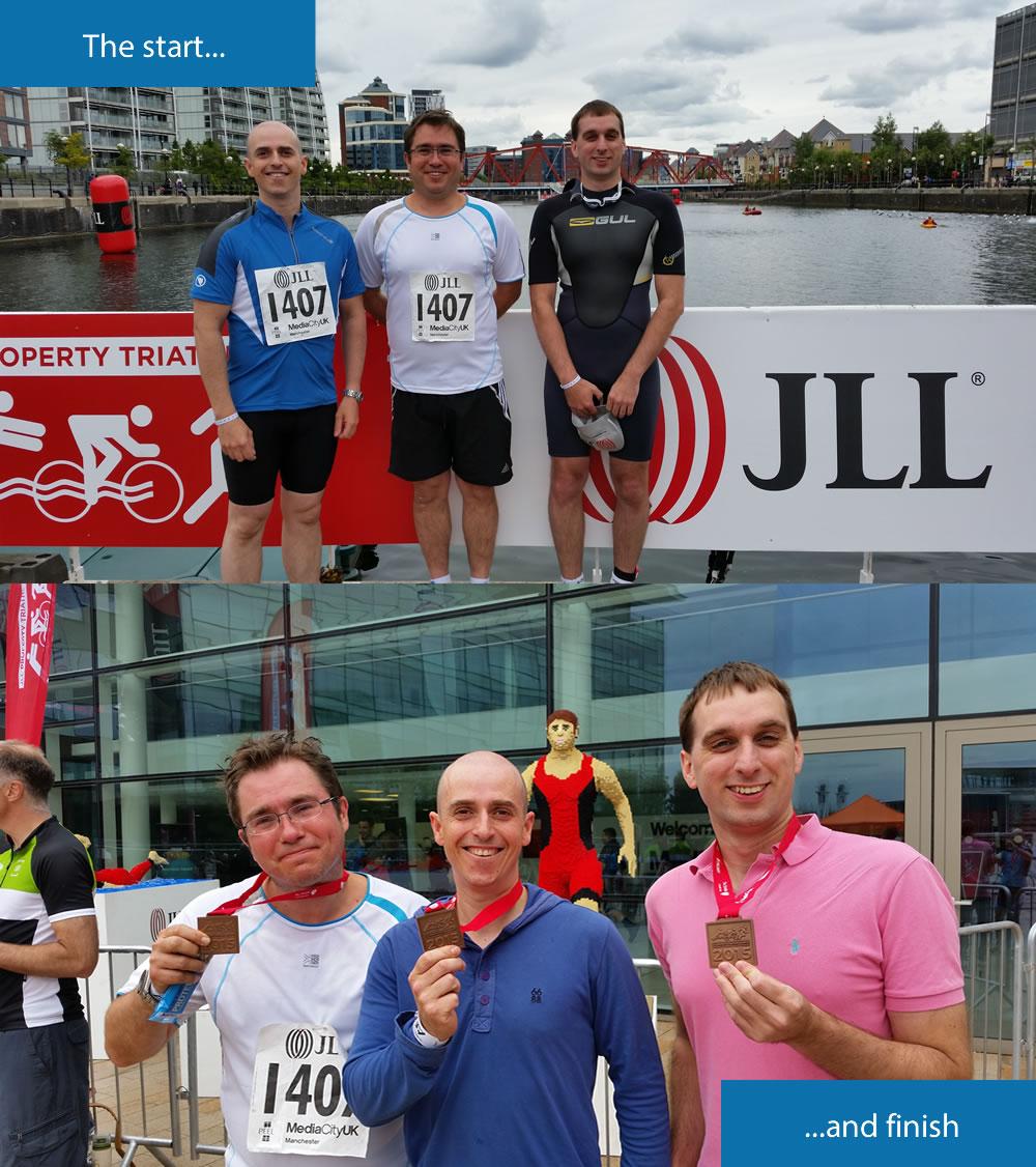 triathlon-start-finish