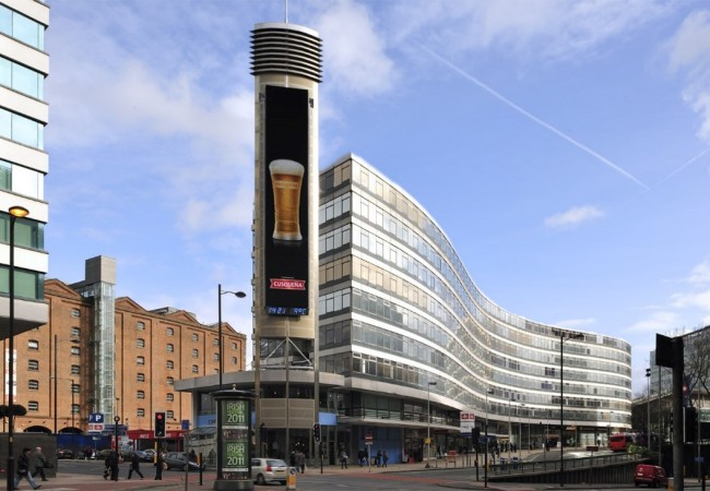 gateway house, lazy s building, manchester piccadilly