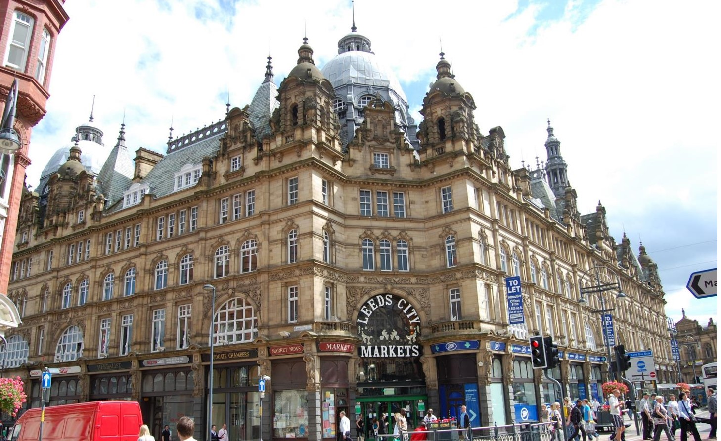 leeds market, kirkgate market, adept engineers, leeds engineer. leeds. retail, roof, drainage