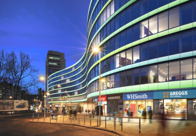 gateway house, adept, manchester, structural engineer, civil engineer, BIM, engineer london, engineer leeds, engineer manchester, retail, mixed use, piccadilly