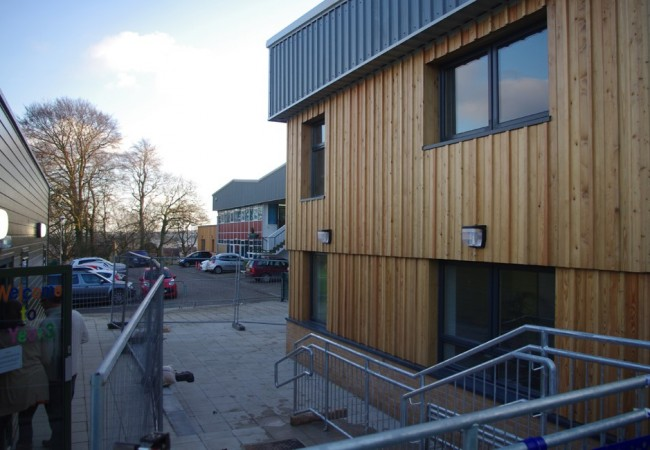Eldwick school, bingley, bingley school, adept engineers, leeds engineer, manchester engioneer, education, new build