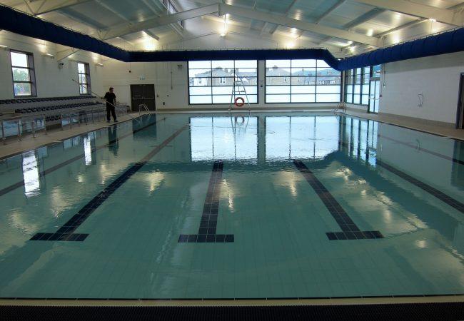 Accrington College Swimming Pool