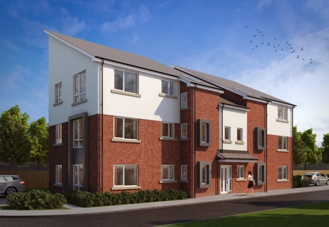 affordable housing, leeds engineer, manchester engineer, adept engineers, STG, Knowsley, Pinnington PLace