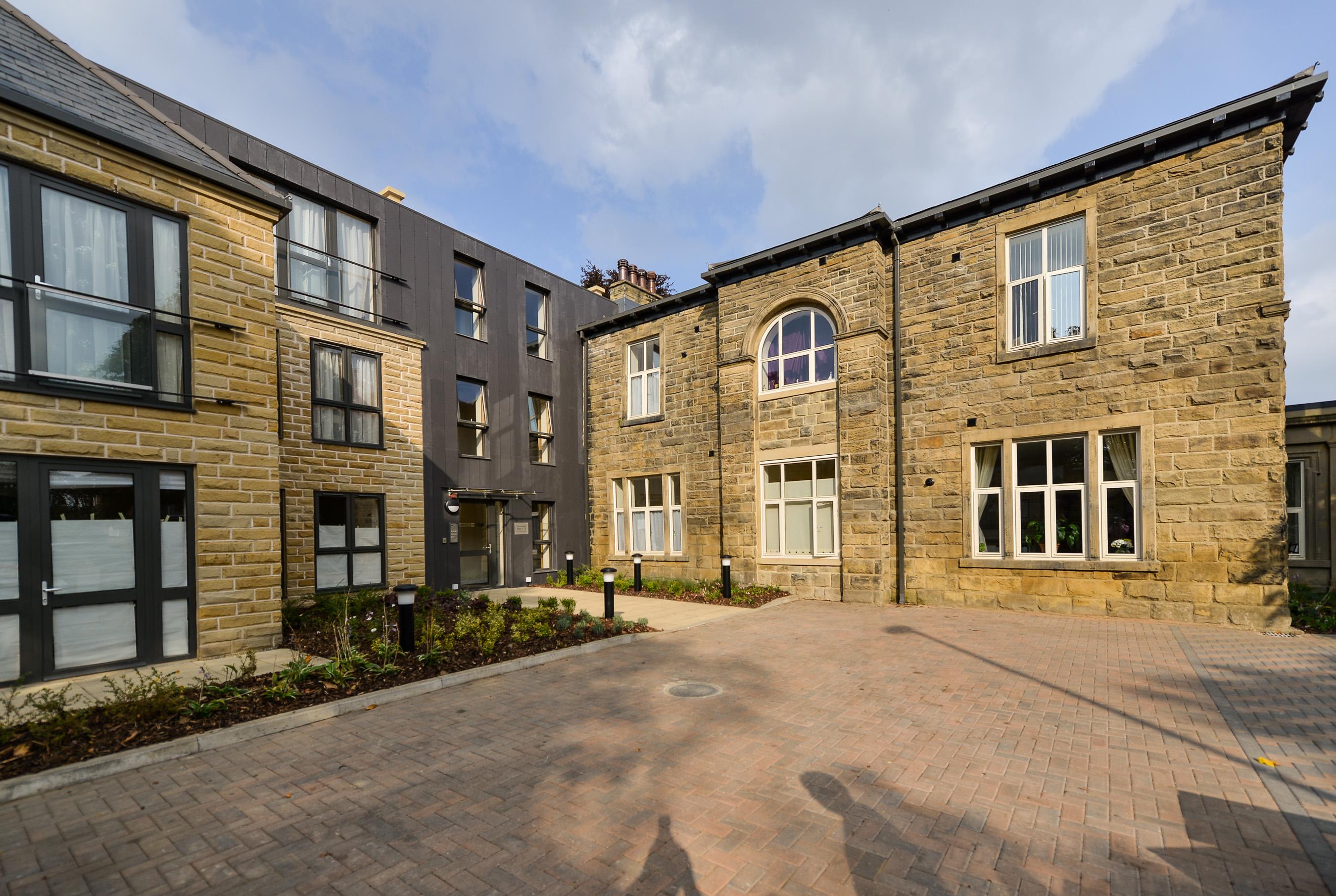 St Anne's Lane, Leeds, social housing, Adept engineers