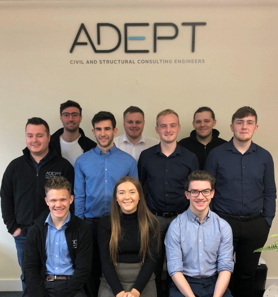 Adept apprentices, NAW, Apprenticeships, engineers,