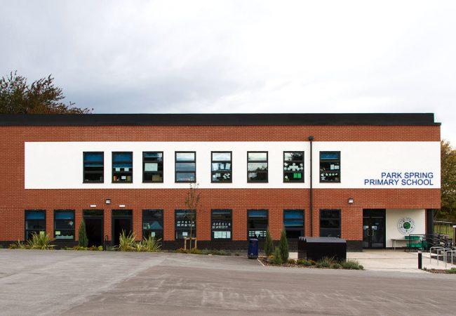 Park Spring Primary School, Park Spring School, education, school improvements, extension