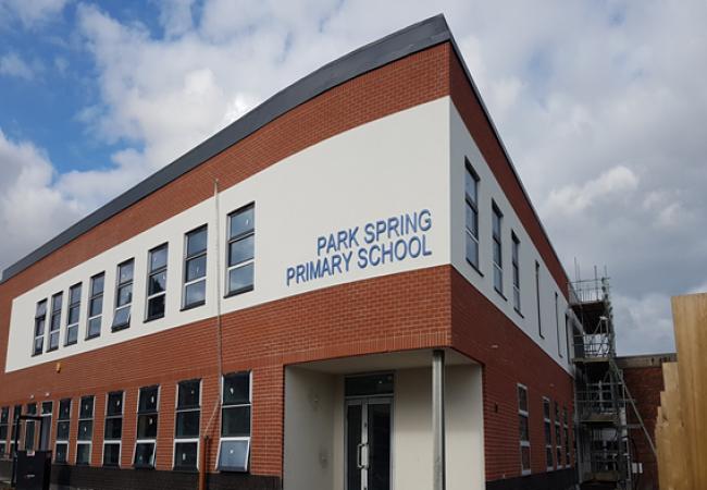 Park Spring School, Park Spring Primary School,education, school improvements, extension